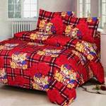 Double bedsheets Upto 90% off starts @152