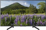 Sony 123.2cm (49 inch) Ultra HD (4K) LED Smart TV  (KD-49X7002F) 40%OFF