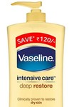 Vasline Body Lotion up to 40%