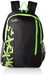 Skybags Polyester Black Casual Backpackv@530. Apply 10% Coupon.