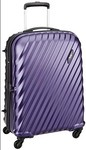 Skybags Westport Polycarbonate 75.1 cms Purple Hardsided Suitcase apply 10% coupon