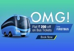 Get Upto Rs. 500 off on your first bus booking with RailYatri