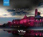 [Extra Rs. 1000 off on Exchange] Vivo V11 Pro 6GB, in-Display Fingerprint Scanning