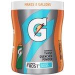 Gatorade Mix- Glacier Freeze Thirst Quencher Powder Drink, 521g