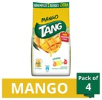 Tang Mango Instant Drink Mix 500 g (Pack of 4)