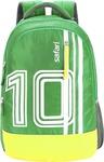 Footy Green 27.0 L Medium Backpack  (Green)