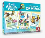 Toy Kraft 3 in 1 Activity Packs ( 4 options)
