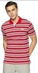 Fila Men's Striped Regular Fit Polo