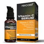 Recast Recast Vitamin C Facial Serum, 30ml
