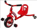 Toyhouse Twister Tricycle, Red