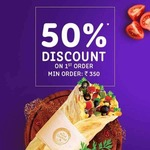 100 OFF ON FAASOS  rs 100 off on faasos by buying @rs 2 in paytm