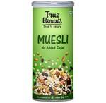 True elements no added sugar muesli - 400grams.