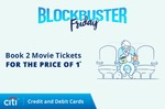 Paytm :- Book Min 2 Movie Tickets & Get 100% Cashback upto 500₹ on the 2nd Ticket when you pay using Citi Credit & Debit Card ( Every Friday )