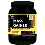 [Lowest Ever] Advance MuscleMass High Protein Mass Gainer Supplement Powder (Chocolate) - 1 Kg / 2. 2 Lb