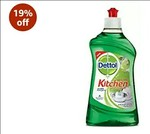 Dettol Kitchen Soap @65 ( Apply 30% Discount Coupon)