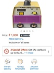 Loot Welding machine ₹1000