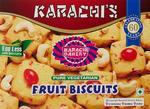 Karachi Bakery Fruit Biscuits, 250g