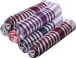 Nostaljia Nostaljia Kitchen Towels Set Of 6 Multicolor Napkins  (6 Sheets)