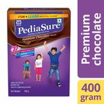 PediaSure Health & Nutrition Drink Powder for Kids Growth - 400g (Premium Chocolate)