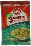[ Pantry ] MTR 3 Minute Breakfast Oats Homestyle Masala Pouch, 60g- Rs  10  [ 50 %  off   ] @  amazon