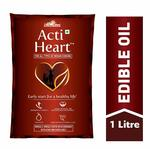 Nature Fresh ActiHeart Edible Oil 1Lt Pouch Pantry