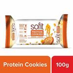[ Pantry ] Protein Cookies, Mango and Almond, 100g Rs1