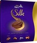 Cadbury Dairy Milk Silk Miniatures Chocolate Gift Pack, 2 X 200 g