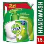 Dettol liquid handwash 1.5 ltr