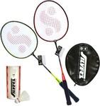 Silver's SIL-SB160-COMBO2 Badminton Kit
