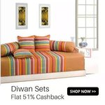 Diwan Sets upto 70% off from Rs. 349