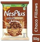 NesPlus Multigrain Fillows, Choco Burst, 30g