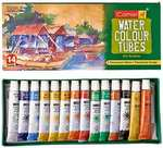 Camlin Kokuyo Student Water Color Tube 5ml, 14 Shades