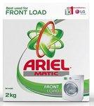 Ariel Matic Front Load Detergent Washing Powder 2kg