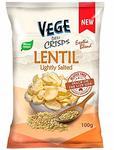 48% off on Vege Deli Crisps Lentil Lightly Salted Exotic Blend-Chips