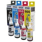 Epson Ink bottle set of 4