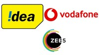 Free 1 Month Zee5 premium Subscription for Vodafone !dea Users